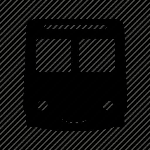 bullet train, bus, metro, metro train, train, transport, transportation icon