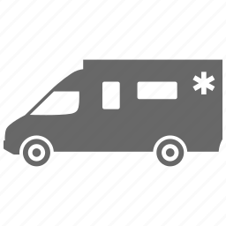 ambulance, healthcare, hospital, medical, medicine icon