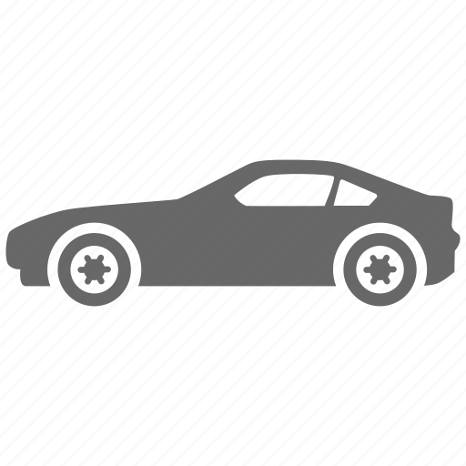 automobile, car, coupe, transport, vehicle icon