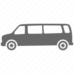 auto, automobile, car, passenger, transport, transportation, vehicle icon