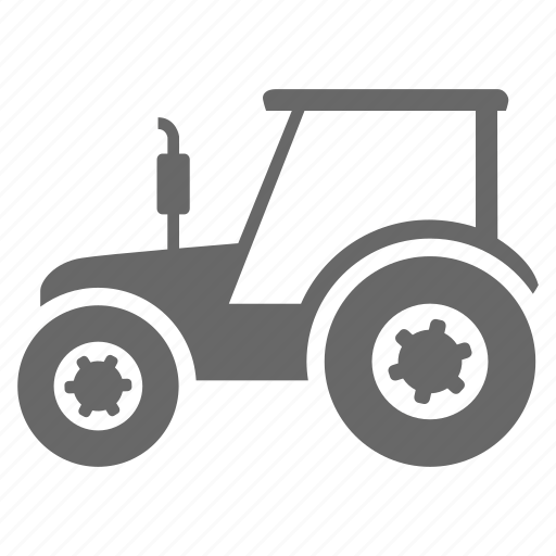 agriculture, farmer, tractor, traktor, transportation icon