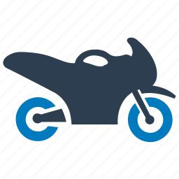bike, motorcycle, ride, transportation, vehicle icon