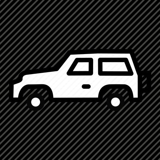 cab, car, carrige, jeep, tavera, taxi, vehicle icon