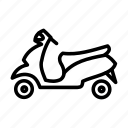 bike, moped, pedal, pleasure, twowheeler, vehicle