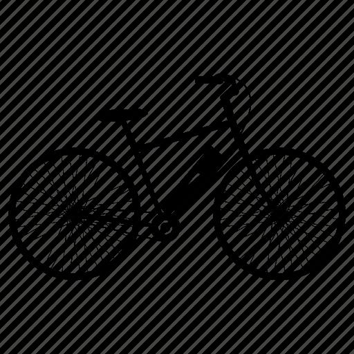 bicycle, bikes, booster bike, e-bike, electric bicycle icon