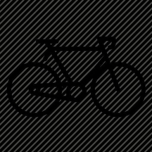 auto, bicycle, bike, cycle, vehicle icon
