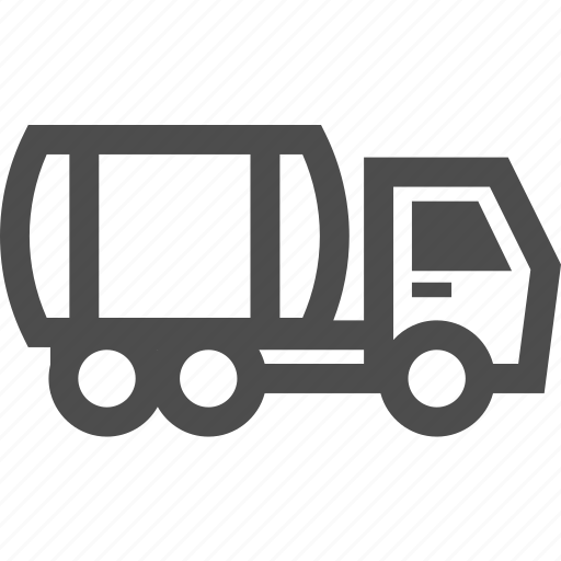 car, carrier, cement, delivery, fuel, oil, vehicle icon