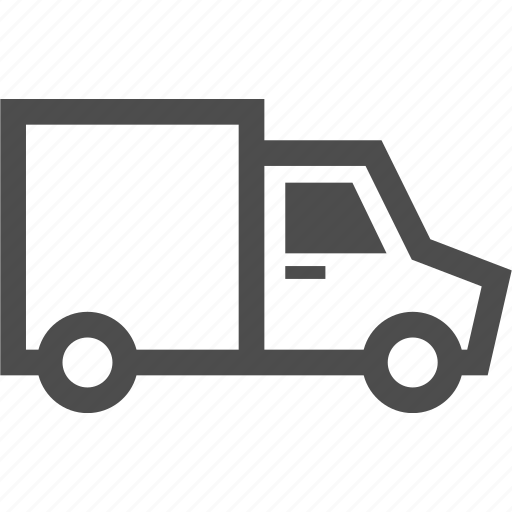 car, delivery, lorry, transportation, truck, vehicle icon