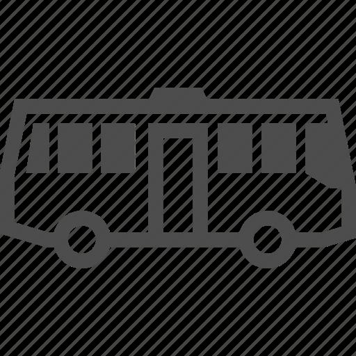 bus, car, delivery, public, shuttle, vehicle icon