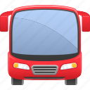 bus, coach, coach bus, transport, transportation, vehicle icon