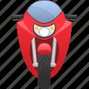 bike, motorcycle, transport, transportation, vehicle icon