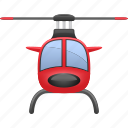 chopper, copter, helicopter, transport, transportation, vehicle icon