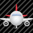 airplane, jumbo jet, plane, transport, transportation, vehicle icon