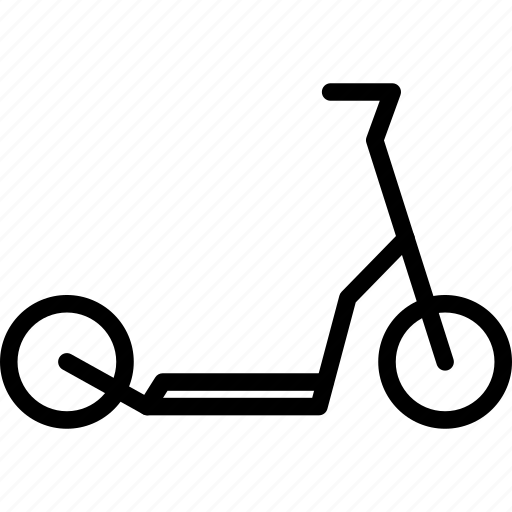 Kick, kick scooter, scooter, sport, transport icon - Download on Iconfinder