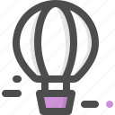 air, air balloon, balloon, flight, hot air balloon, transportation, trip