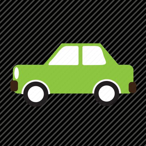 car, four-wheeler, taxi, transport, vehicle icon