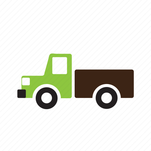 goods, lorry, transport, truck, vehicle icon