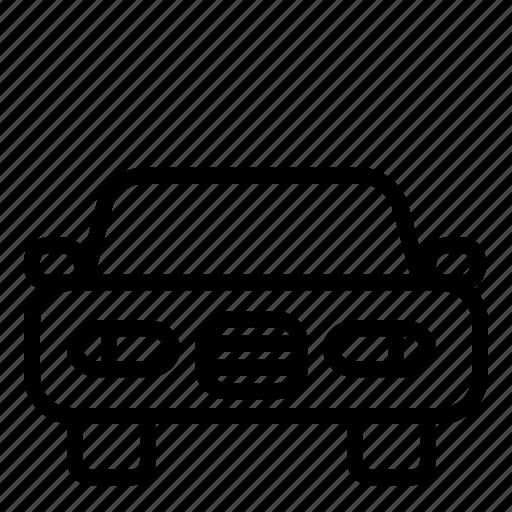 car, city, transportation, vehicle icon