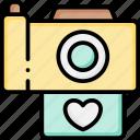 camera, photo, digital, lens, film