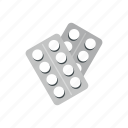 drug, health, medical, pharmaceutical, pill, tablet, veterinary icon