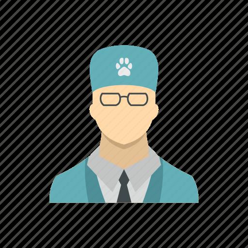 doctor, dog, paw, pet, stethoscope, vet, veterinarian icon