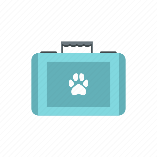 aid, animal, care, first, kit, pet, sick icon