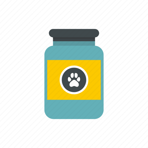 animal, bottle, drug, medical, medicine, treatment, veterinary icon
