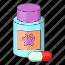 animal, bottle, health, medical, medicine icon