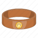 animal, collar, dog, pet icon