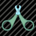 clipper, scissor, cut, tool