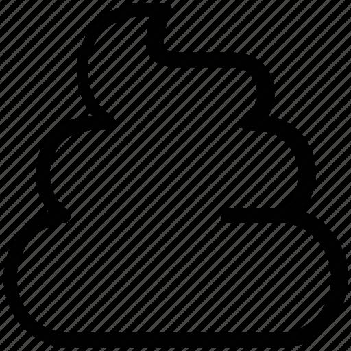 animal poop, animal waste, pee, poop icon