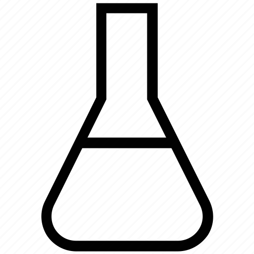 beaker, flasks, lab, laboratory, medical, test beaker, test tube icon