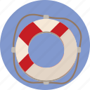creative, lifeboat, maritime, safe, sailing, save, web icon