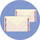 communication, email, envelope, mail, message, web icon