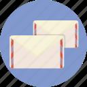 envelope, mail, message, web, communication, email