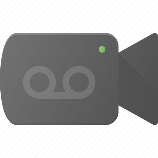 cam, camera, film, movie, record, video icon