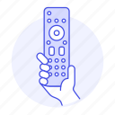 control, modern, remote, smart, tv, video