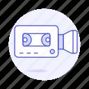 1, camcorder, camera, fashioned, old, recorder, retro, video, vintage icon