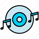 audio, music, song, sound icon