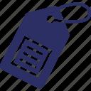 label, price offer, price tag, sale tag, sticker icon