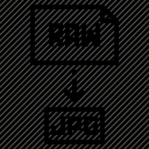 data, file, jpg, photo icon