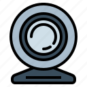 call, cam, camera, video, web, webcam icon