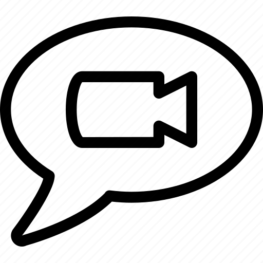 bubble, camera, chat, message, speech icon
