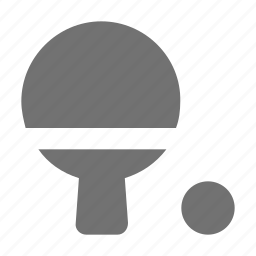game, ping pong, sports, table tennis bat, tennis racket icon