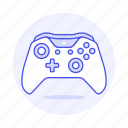 analog, consoles, controller, game, gamepad, green, stick, video, xbox icon