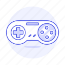 american, consoles, controller, famicom, game, gamepad, nintendo, snes, super, usa, video icon