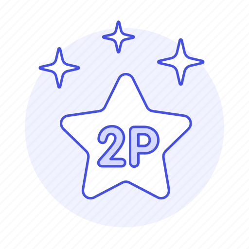 2nd, badge, competition, egames, esports, game, medal, place, player, star, video, winner icon