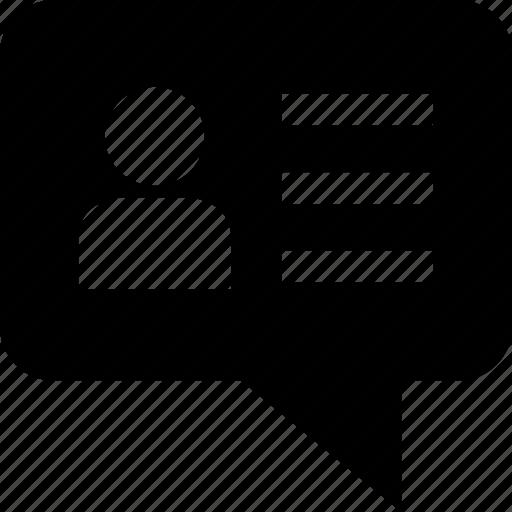data, seo, talking, user icon
