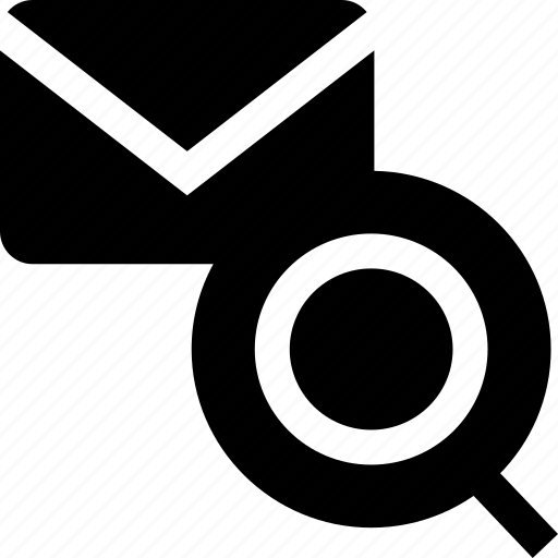 electronic, envelope, message icon