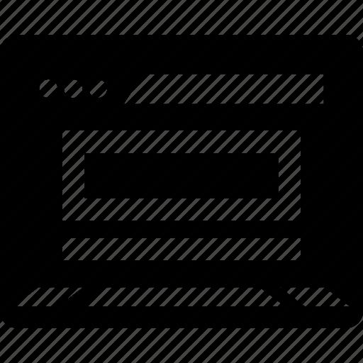 mockup, website, www icon